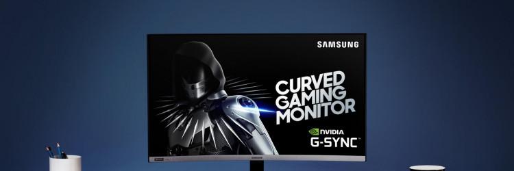 Samsungov CRG5 dizajn bez okvira pruža igračima i više zaslona, dok snažni, čvrsti Y-stalak i zaslonski izbornik (OSD) na nadzornoj ploči poboljšavaju svako okruženje za igru