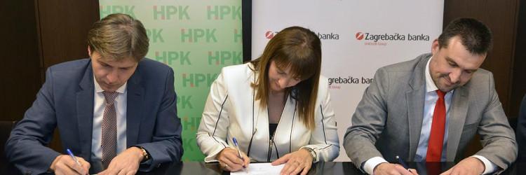 Zagrebačka banka će članovima HPK pružiti besplatne edukacije u cilju poboljšanja financijske pismenosti i olakšavanje snalaženja u poslovnom svijetu