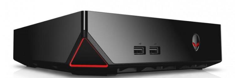 Zaljubljenici u igranje od studenoga će u specijaliziranim trgovinama pronaći igraću konzolu Alienware Alpha