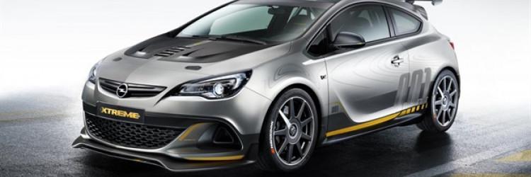 Opel je uoči auto showa u Genevi službeno predstavio Astru OPC EXTREME, najbržu cestovnu Astru svih vremena koja je čak 100 kg lakša od standardne OPC varijante zahvaljujući obilnom korištenju ugljičnih vlakana