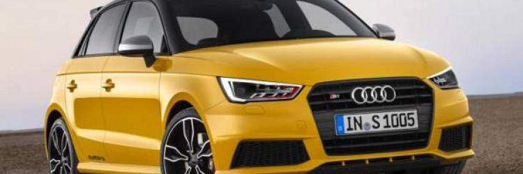 Audijev najmanji model A1 dobio je i svoju sportsku verziju - S1 i S1 Sportback