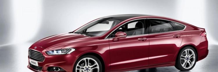 Peta generacija Ford Mondea konačno će se naći na europskom tržištu u četvrtom kvartalu ove godine