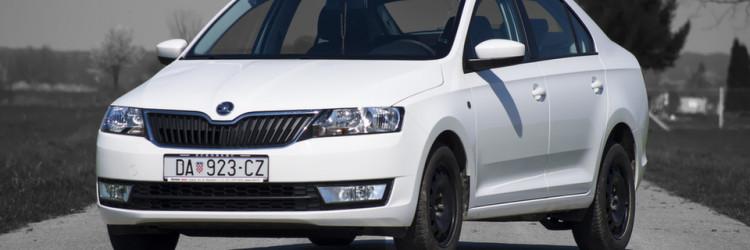U ruke nam je stigao Škoda Rapid, aktualna limuzina iz Škode kojoj prognoziramo iznimnu uspješnost na našem tržištu, ponajprije zbog kvalitete, štedljivosti i – prostranosti