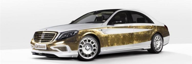 Tvrtka Carlsson najavila je lansiranje posebno uređenog CS50 Versailles modela koji službeno odaje počast
