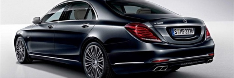 Iako još nije službeno predstavljen, internetom navodno kruži nekoliko službenih fotografija novog Mercedesa S600