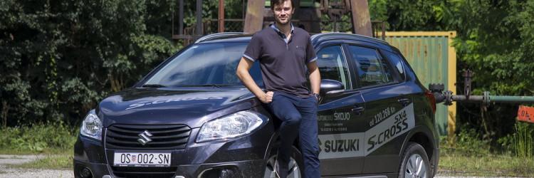 Komforniji crossover za svaku cestu - Iako će mnoge zavarati kako je riječ o nasljedniku popularnog modela SX4, Suzuki SX4 S-Cross zapravo predstavlja novi model koji će zasigurno pronaći put do svojih kupaca