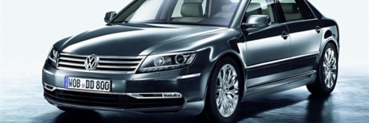 Volkswagen priprema veći, luksuzniji i bolji Phaeton