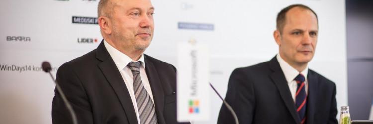 Privredna banka Zagreb d.d. među prvim je bankama u Hrvatskoj koja je omogućila korištenje mobilnog bankarstva korisnicima mobilnih uređaja na Windows Phone platformi koja je predstavljena danas na WinDaysima14 u suradnji s Microsoftom Hrvatska