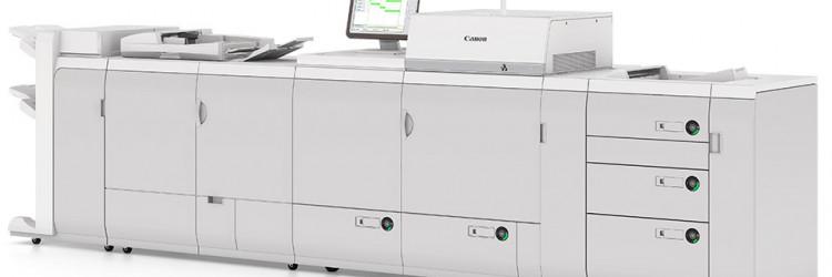 Serija imagePRESS C170 stvorena je za kratke rokove isporuke jer nudi izvanredne brzine ispisa do 70 stranica u minuti (str./min) u boji, a do 80 crno-bijelih str./min