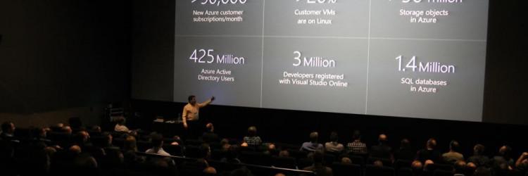 Na brojnim predavanjima prikazane su mogućnosti Windowsa 10 kao univerzalne platforme za razvoj aplikacija kao i opcija Continuum koja mobilni uređaj