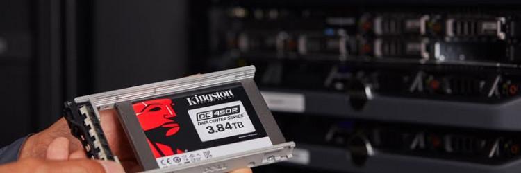 DC450R dostupan je u kapacitetima od 480GB, 960GB, 1.92TB, 3.84TB, a također dolazi i uz limitirano petogodišnje jamstvo, besplatnu tehničku podršku i legendarnu Kingston pouzdanost