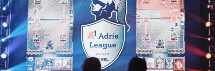 Ove godine igrale su se treća i četvrta sezona A1 Adria Lige, a idućih dana dobit ćemo pobjednike za dvije mobilne Hearthstone i Clash Royal te dvije računalne igre Counter Strike Global Offensive i DOTA 2