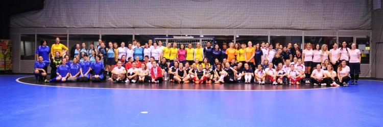 Turnir se održao 29. listopada, na velesajmu u Nogometnom centru Šalata