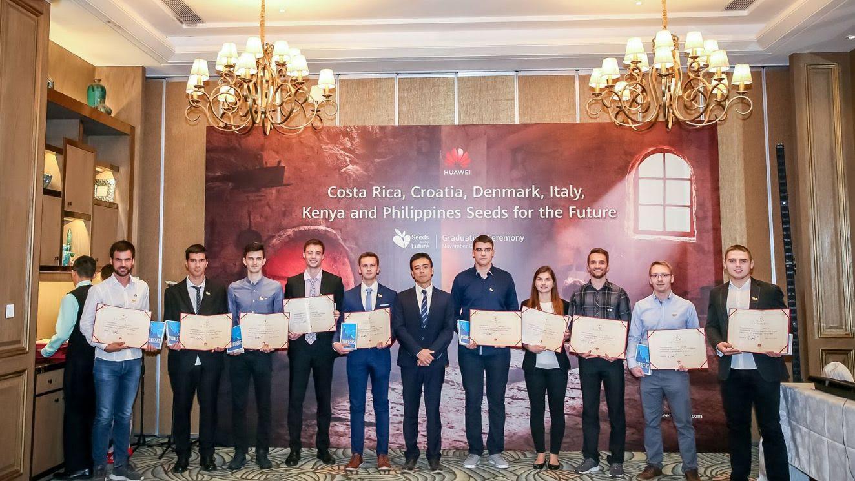 Hrvatski studenti stigli iz Kine: 'U Huaweiju su nam pokazali kako nastaju najmodernije tehnologije'