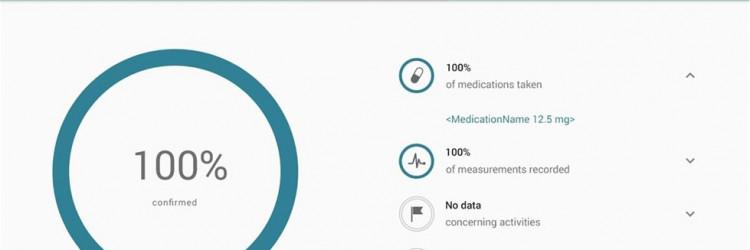 Aplikacija će vas naravno podsjetiti na vrijeme kada i koji lijek morate popiti