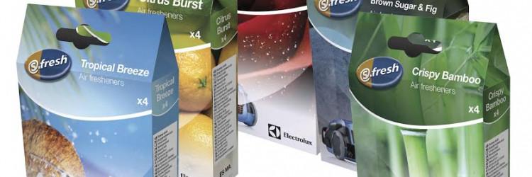 S-fresh mirisi pogodni su za sve vrste usisavača, a jedno pakiranje sadrži 4 s-fresh pakiranja granula
