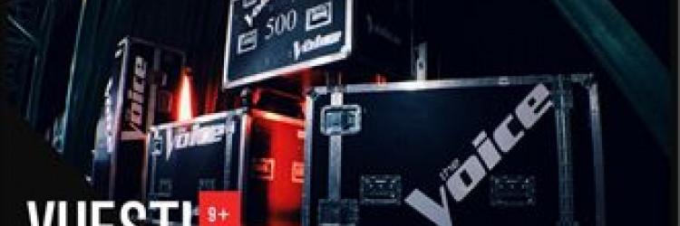 Službena aplikacija showa The Voice Hrvatska