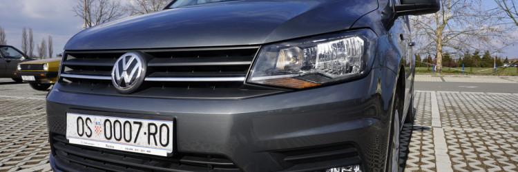 Od četvrte generacije Volkswagen Caddy dolazi sa motorima koji ispunjavaju stroge Euro 6 norme