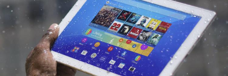 Sony se još od svog prvog tableta iz kultne Z serije postavio kao ozbiljan igrač