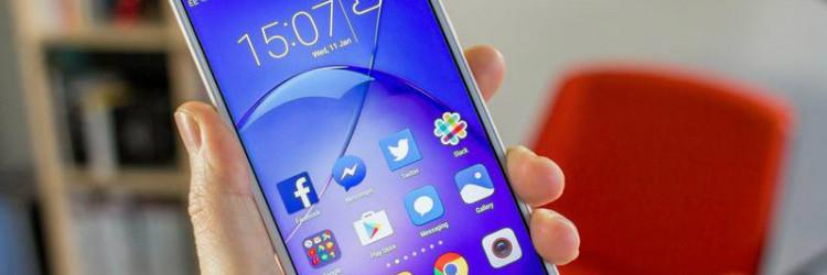 Honor 6X ima zaslon od 5,5 inča kao i većina najnovijih pametnih telefona