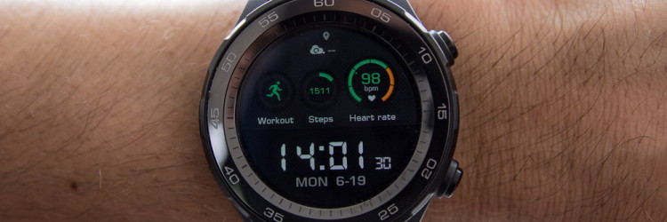 Za razliku od prvog Huawei Watch, Watch 2 je ovog puta sportski orijentiran