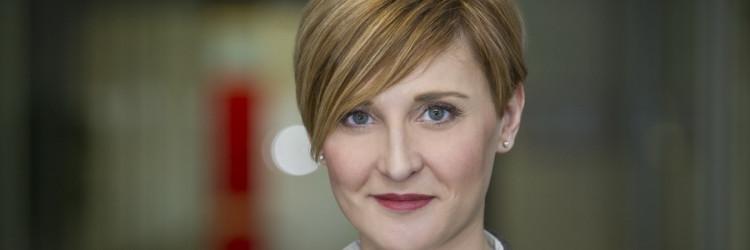 Irena Domjanović, članica Uprave Optima Telekoma