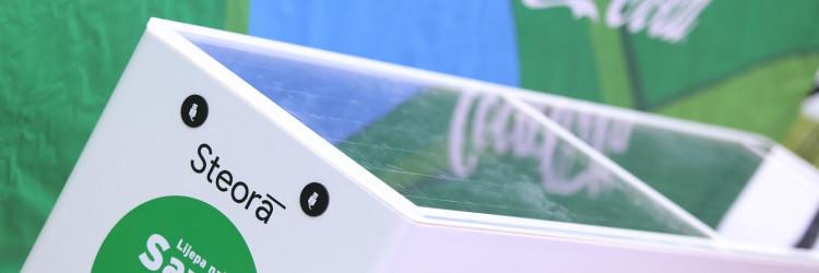 Prva je pametna klupa predstavljena na platou pokraj Velikoga jezera na Bundeku u sklopu međunarodne vrtne izložbe Floraart