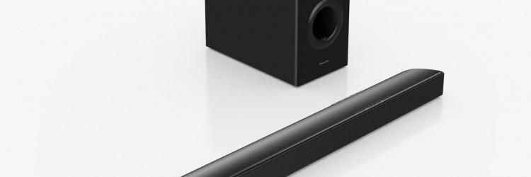 Oba nova modela iz serije HTB dijele funkcionalan stil optimiziran za upotpunjavanje dizajna najnovijih Panasonicovih televizora
