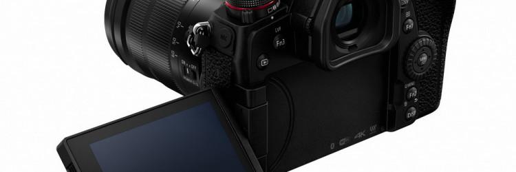 G9 opremljen je istim Micro Four Thirds Live MOS senzorom od 20,3 megapiksela kao i GH5 te ima ugrađen sustav stabilizacije slike u 6,5 koraka