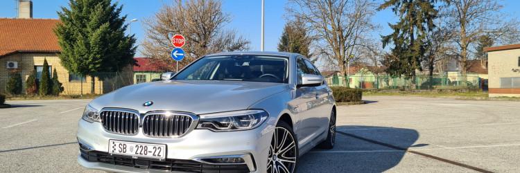 Vozili smo: BMW 530e iPerformance Luxury Line – na pola puta do struje