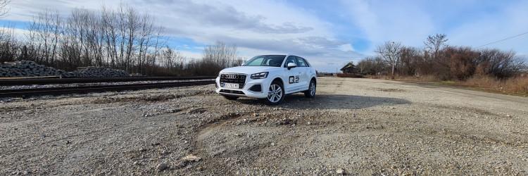 Audi Q2 35TFSI Advanced Plus
