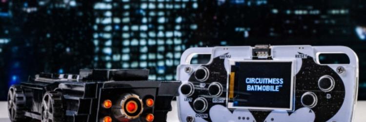 Batmobile koristi umjetnu inteligenciju i strojno učenje kako bi nakon nekog vremena i sam znao ponoviti prethodno naučeno