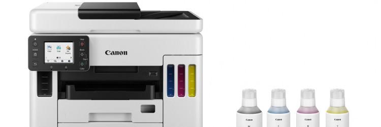 Kao prvi u ponudi koji nudi tehnologiju punjivih spremnika za tintu MegaTank, novi uređaji donose prednosti kao što su poboljšano održavanje i lakoća upotrebe, a tu je i prilagodljiv dodirni LCD dijagonale 6,8 cm