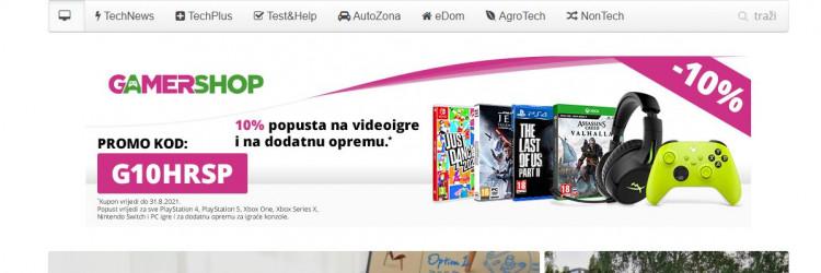 Bez obzira jeste li u taboru računalnih igara ili onih konzolaških, Gamershop.hr nudi vam najveći izbor