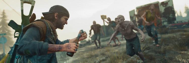 Igrači se suočavaju s nasilnim, novim svijetom u ulozi Deacona St. Johna, lovca na ucjene i lutalice koji živi izvan naseljenih kampova, u divljini u kojoj ne vrijede zakoni