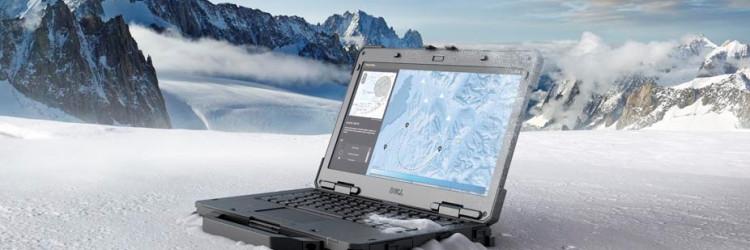 Latitude 7330 Rugged Extreme donosi podršku za 5G  za upotrebu u ekstremnim uvjetima kao najmanji 13-inčni potpuno-robusno prijenosno računalo na tržištu