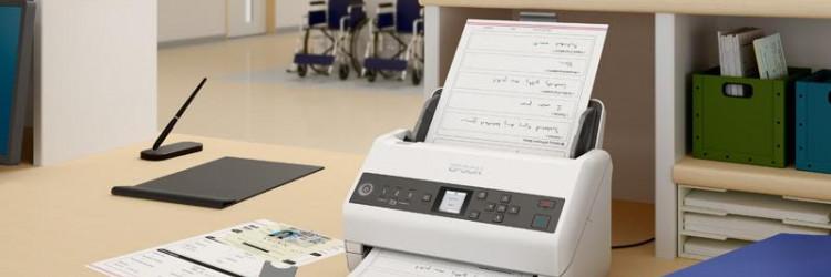 Modeli WorkForce DS-770II, WorkForce DS-530II i WorkForce DS-730N skenera pomažu medicinskim stručnjacima poboljšati i ubrzati njihove procese