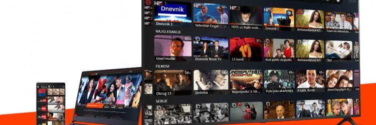 Gledati TV programe i koristiti druge usluga GONET.TV-a moguće je preko web preglednika, na podržanim Smart TV uređajima ili putem mobilne aplikacije za pametne telefone i tablete (Android ili iOS)