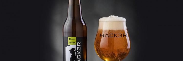 Svijetlo ale pivo Hack3r prati stil američke IPA-e