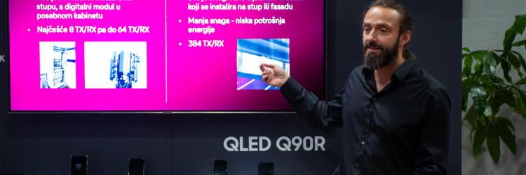 5G+ mreža zasniva se na frekvencijama od 26 GHz koje je Hrvatski Telekom osigurao na natječaju za 5G spektar okončanom u kolovozu