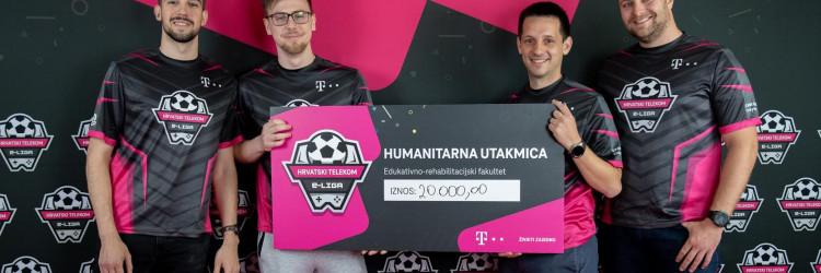 Projekt Hrvatski Telekom e-Liga nastao je u suradnji s tvrtkom Good Game Global, dok su partneri projekta, uz klubove, Paysafecard, PlayStation, Samsung Odyssey te SofaScore