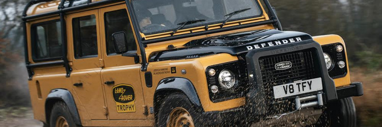 Vozilo pokreće 5,0-litarski benzinski motor V8, koji razvija 399 konjskih snaga i više od 515 Nm okretnog momenta