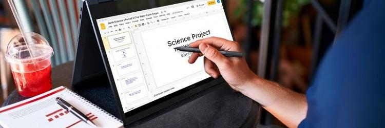 Izrađen za mlade ljude i studente koji preferiraju jednostavnost Googleovog oblaka temeljenog na ekosustavu Chrome OS-a za lako korištenje računalstva, ovo prijenosno računalo idealno je za školske zadatke, zabavu i uživanje u streaming aplikacijama poput Spotify i YouTube