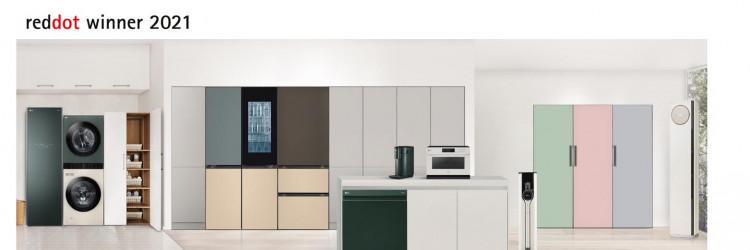 LG je dobio i priznanje za izuzetan dizajn za LG WashTower, vertikalno rješenje za njegu rublja s jednom jedinicom koje doprinosi učinkovitom iskorištavanju prostora u domu
