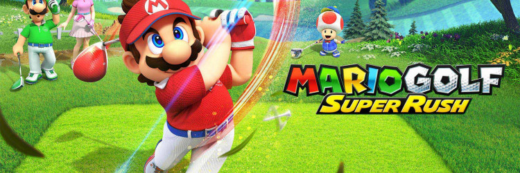 Na raspolaganju su dva glavna načina. Prvi je igrati golf, a drugi je igrati Mario Golf: Super Rush kroz priču, avanturu.
