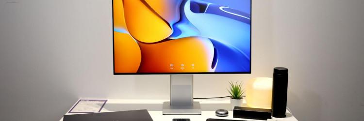 MateView je suvremen monitor dijagonale 28,2 inča i omjera stranica 3:2 koji podržava izvornu rezoluciju od 3840 × 2560 piksela, donoseći premium iskustvo gledanja u kojem je i najmanji detalj vjerno prenesen na zaslonu