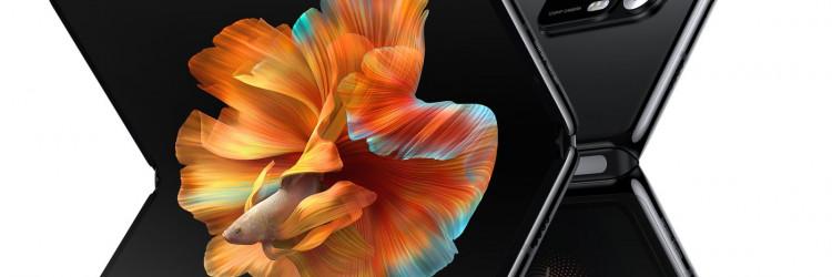 "Opremljen fleksibilnim 8,01"" OLED zaslonom WQHD + rezolucije, Mi MIX Fold nudi izuzetno velik omjer slike 4: 3"