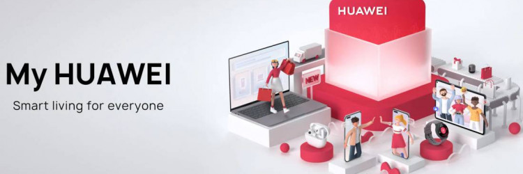 Na početnom zaslonu MyHuawei aplikacije nalaze se najnovije Huawei vijesti i događanja s Huawei foruma