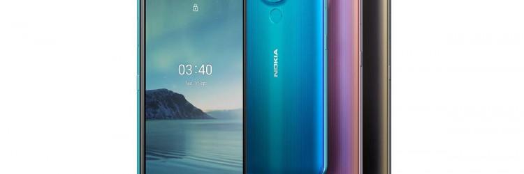 Nokia 3.4 izrađena od plastike nikako nije minus