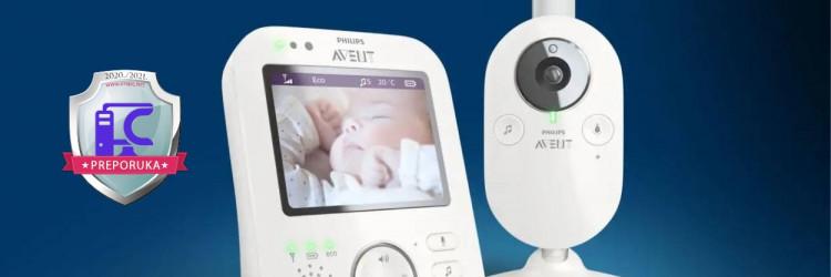Povezivanje kamere i roditeljske jedinice je automatizirano i brzo se odvija